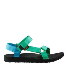 Lounge around the campsite or go exploring in the river: these Teva Original Universal Sandals ($40) grip slippery trails well and won't fall off like regular flip-flops.