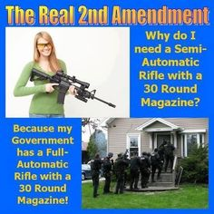 The real Second Amendment