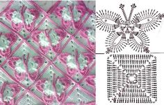 İlginç Örgü Kelebek Modelleri