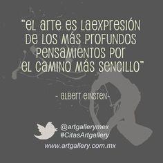 Quotes / Citas / Frases Artgallery México