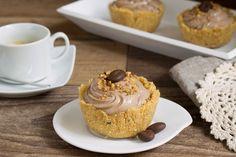 Tortine+al+caffé+senza+cottura