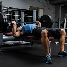 Bench Press Exercise - ProSource Blog