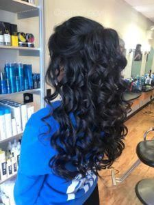 Stunning Prom Hairstyles Half Up Half Down #Prom #Hairstyles #Updos #promhair