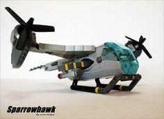 My new design is Sparrowhawk Lego Robot, Lego Moc, Lego Lego, Legos, Lego Helicopter, Lego Military, Lego Brick, Lego Ideas, Nerdy Things