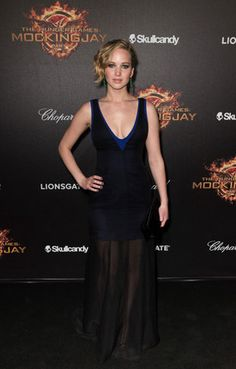 Cannes 2014 Best Dressed: Jennifer Lawrence Flaunts Some Toned Tummy on Day 4 | Vanity Fair
