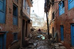 An earthquake with an estimated magnitude of 7.8 shook Nepal on Saturday near its capital, Katmandu, flattening sections of the city's historic center. Help us #RestoreNepal