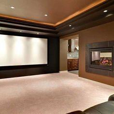 Unbelievable home theater. #LimaOhio #HomeTheater #Specialist