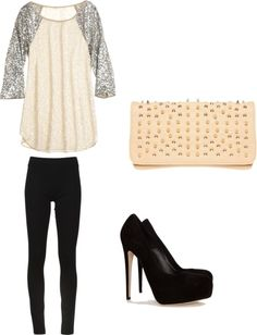 """""""new years eve"""" by averyksmith on Polyvore"""