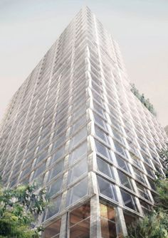 Legendary New York hotelier Ian Schrager has unveiled Public, a hotel concept designed by Herzog & de Meuron to counter the threat of Airbnb. Ian Schrager, Public Hotel, Hotel Concept, Blinde, Nyc Hotels, Tower Design, New York, Lower Manhattan, Art And Architecture