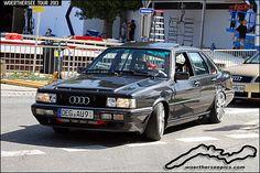 Audi 80 | Woerthersee Tour 2013 - www.woertherseepics.com/ | Retro-Motoring & WoertherseePics | Flickr