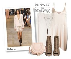 """""""Runway To Realway - Chloe AW 2015"""" by hattie4palmerstone ❤ liked on Polyvore"""