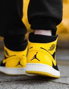 http://SneakersCartel.com Air Jordan 1 Mid 'New Love' / 554724-035Click to... #sneakers #shoes #kicks #jordan #lebron #nba #nike #adidas #reebok #airjordan #sneakerhead #fashion #sneakerscartel
