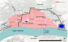 In 1666 Great Fire of London,ruined a large portion of old houses. - Wikipedia…