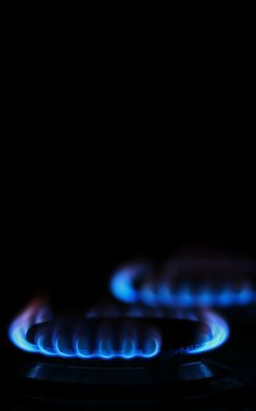 blue flames, your turn to cook!!