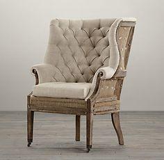 Deconstructed Chairs   Restoration Hardware