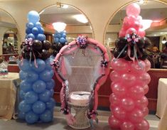 Baby shower chair for sale Bridal Shower Chair, Baby Shower Chair, Baby Slide, Chairs For Sale, Balloon Decorations, Party Supplies, Balloons, Renting, Omega