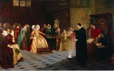 Tudo por conta de John Dee, conselheiro e alquimista da rainha