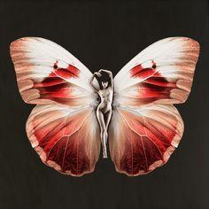Psyche by Carsten Witte, via Behance