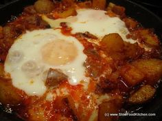 This is a very simple recipe using nduja to make a delicious spicy hash for brunch. Try it and let me know.