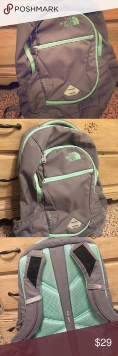 North face book bag Perfect condition. North face pivoter bookbag North Face Bags
