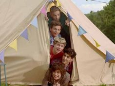Google Image Result for http://cdn.idolator.com/wp-content/uploads/2012/09/21/One-Direction-Live-While-Were-Young-music-video-tent-pile-400x300.jpg