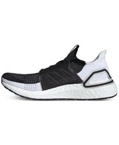 71d2c9da4808b4 adidas Men s UltraBOOST 19 Running Sneakers from Finish Line - Black 11.5  Laufende Turnschuhe