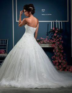 Bonny Wedding Dresses - Style 8610