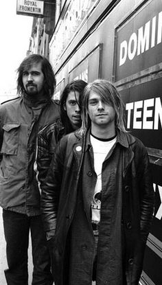Krist Novoselic, Dave Grohl - have seen both a couple times. Never got to meet Kurt, but Krist is a major jerk and Dave is really really really funny.