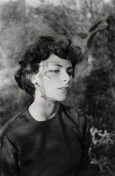 """anyajasbar: """" © Emmet Gowin, Edith, Danville, Virginia, 1963 """""""
