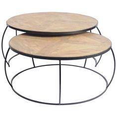 Clapp II Coffee Table - Adore Interiors - 1