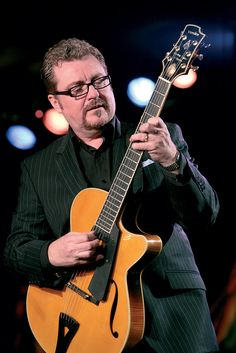 Martin Taylor and the rest of the Great Guitars will be performing at the music hall on April 19th at 8 pm!