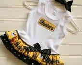 Custom NFL Tank  Dress Available 0-3 months through Size 6/8