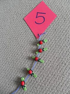 Counting with pegs