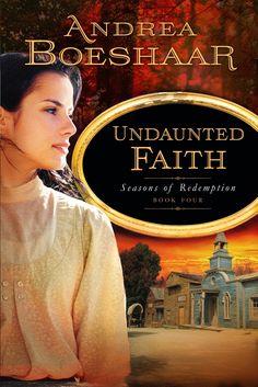 Undaunted Faith  Historical Christian Fiction -- Romance. A repin from Natalie Holmgren.