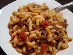 Tami's Kitchen Table Talk: Johnny Marzetti