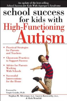 School Success for Kids with High-Functioning Autism