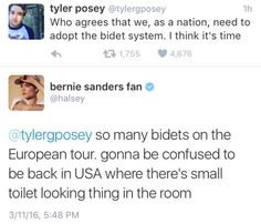 Small Toilet, Teen Wolf Cast, Tyler Posey, European Tour, Bernie Sanders, Things To Think About, It Cast, Tours, Small Shower Room