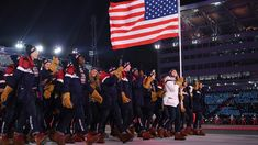 Bigger than ever, and more diverse: Team USA at the 2018 Winter Olympics - WHYY 2018 Winter Olympic Games, 2018 Winter Olympics, Winter Games, Olympic Sports, Olympic Team, Irish American, Asian American, Go Usa