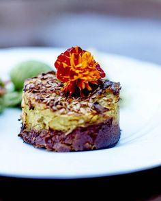 Hachis veggie aux pois chiches et courge butternut pour 6 personnes - Recettes…