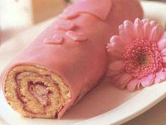 Vaaleanpunainen kääretorttu - Reseptit
