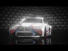 BMW Vision Gran Turismo: Inside Trailer - YouTube