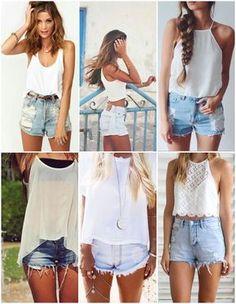 Elige tu look de playa para poder saltar al chiringuito en tus noches de verano y seguir estando perfecta. No te pierdas ningún plan por no ir bien vestida.