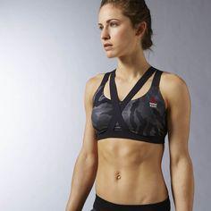 Reebok CrossFit High Impact Bra - Black