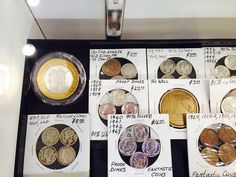FantasticCoins Tierra Rainbow Professional Park - 6149 S.Rainbow Blvd. Ste. E .- LV,NV. - 89118 FantasticCoins - 702-412-5215 Mon.-Fri. 11am-6pm eBay:Fantastic Coins and More - kimberlyking315, via Flickr