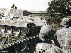 SS Pz. Div. Wiking, Poland 1944.