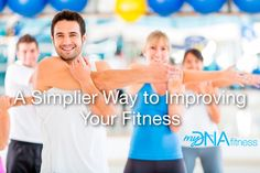 myDNA Fitness simplifies how to approach physical fitness, making life easier & better in the process #dnaspectrum #DNA #health #fitness www.dnaspectrum.com/lifestyle