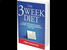 3 Week Diet Meal Plan Brian Flatt- Can You Really Lose Pounds ? Youtube