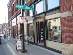 Lost Treasures in Stillwater, MN has a hugely eclectic store with hand made gifts, jewelry, paintings, and more!