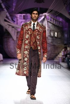 JJ Valaya for Aamby Valley India Bridal Fashion Week 2013