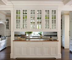 [CasaGiardino]  ♛  South Shore Decorating Blog: What I Love Wednesday: Unique Kitchens